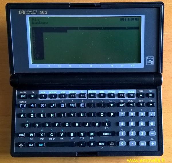 Hewlett-Packard HP 95 LX