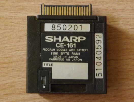 Sharp CE-161