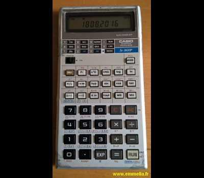 FX-3600P
