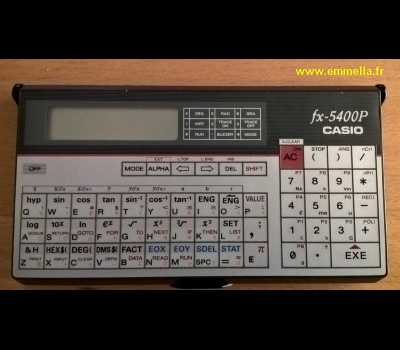 FX-5400P