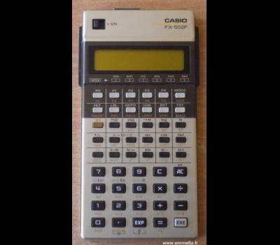 FX-502P