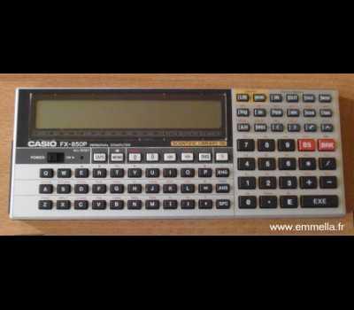 FX-850P