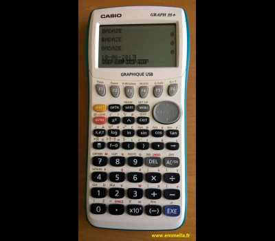Casio Graph 35+
