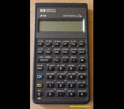 HP 21S