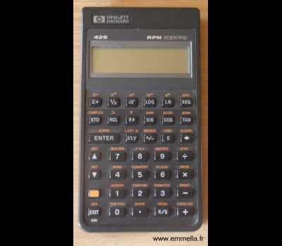 HP 42S
