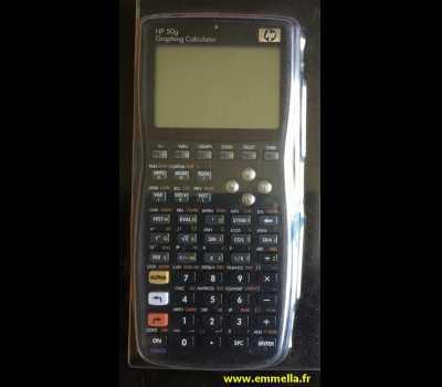 HP 50G