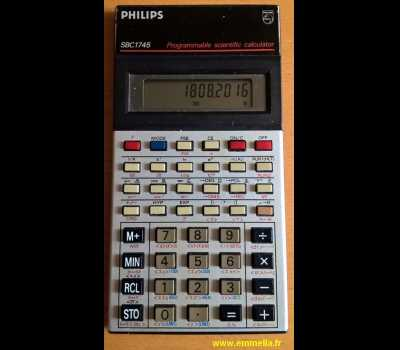 Philips SBC 1745