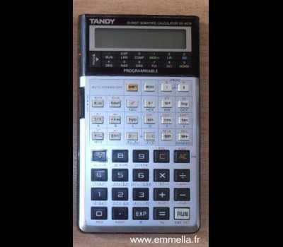 Tandy EC 4019
