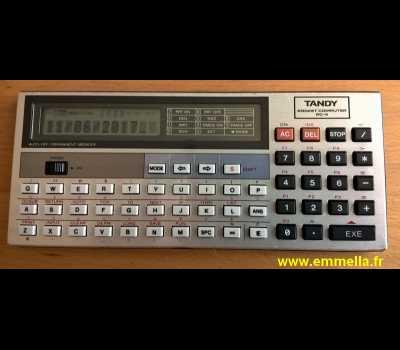 Tandy PC-4