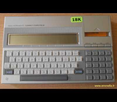 TI CC40 (18K)