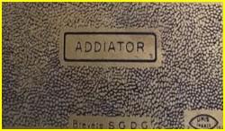 Addiator