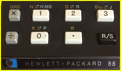 Hewlett Packard HP-55