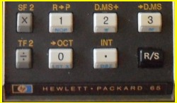 Hewlett Packard HP 65