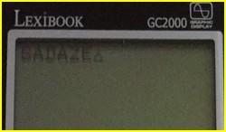Lexibook GC 2000