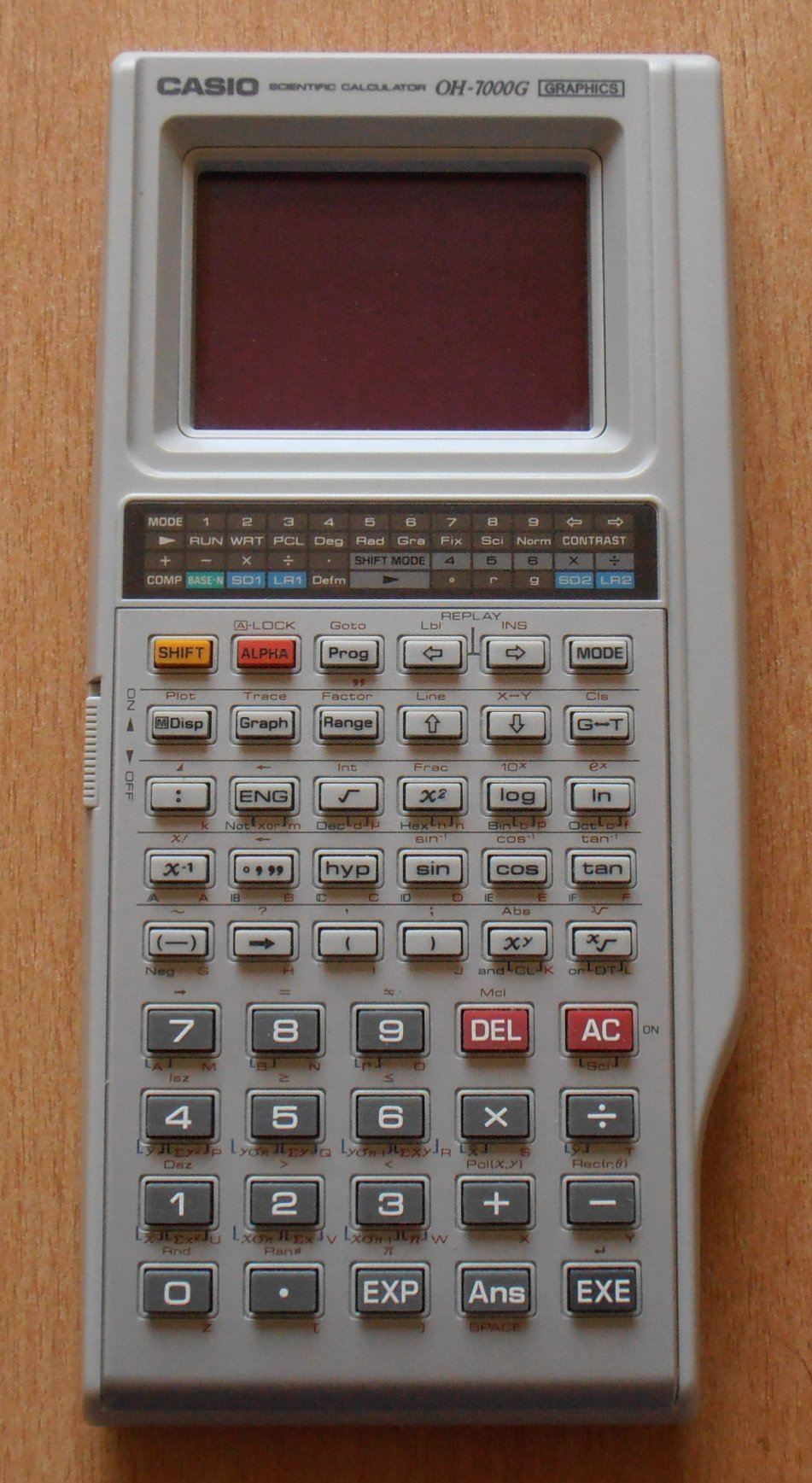 Casio OH-7000G