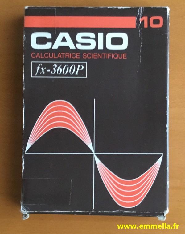 Casio FX-3600P