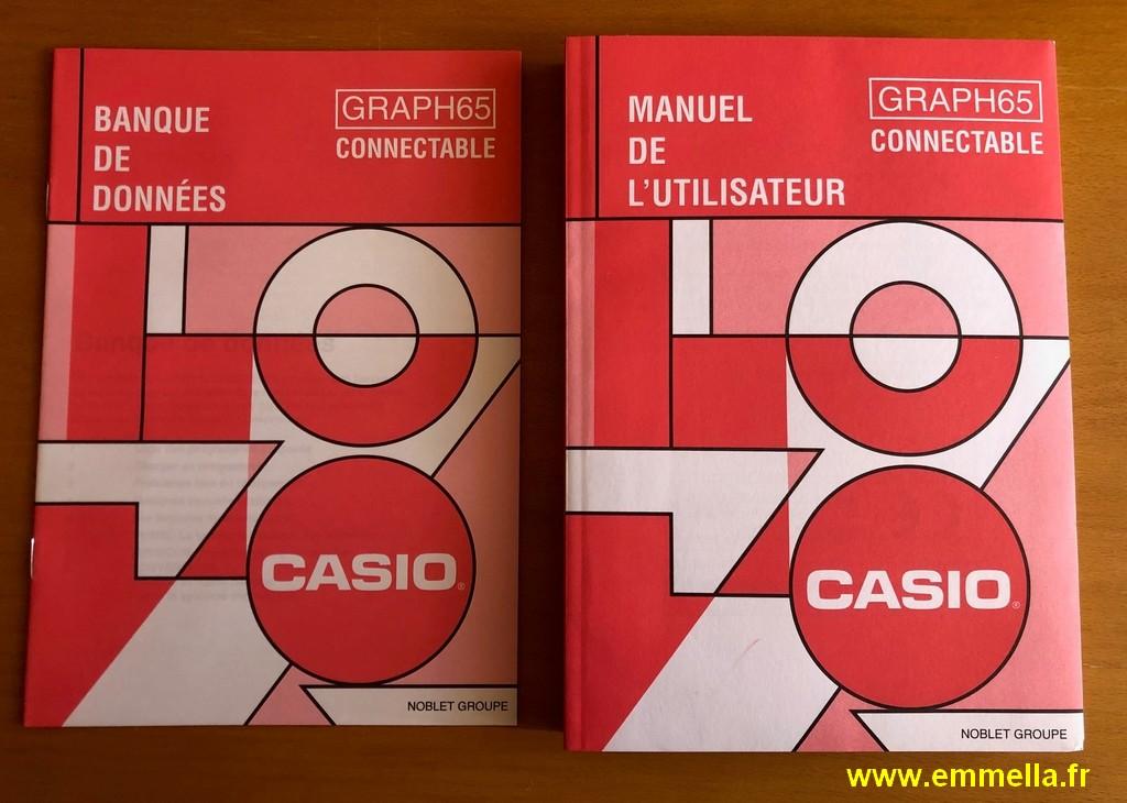 Casio GRAPH 65