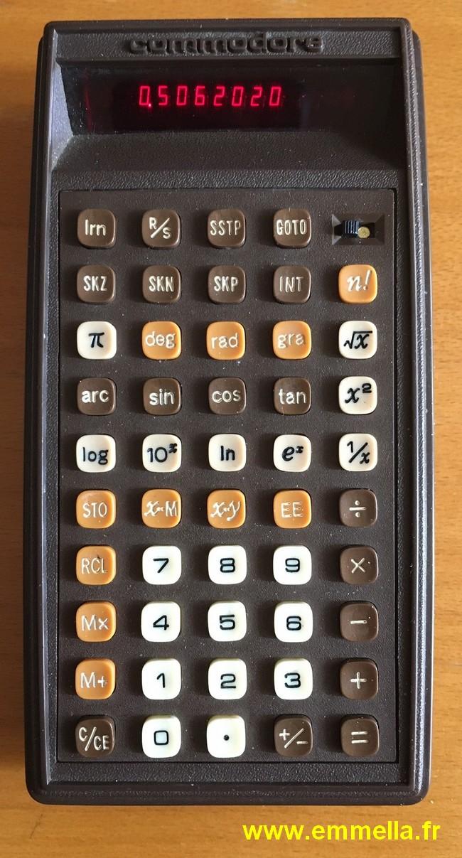 Commodore P50