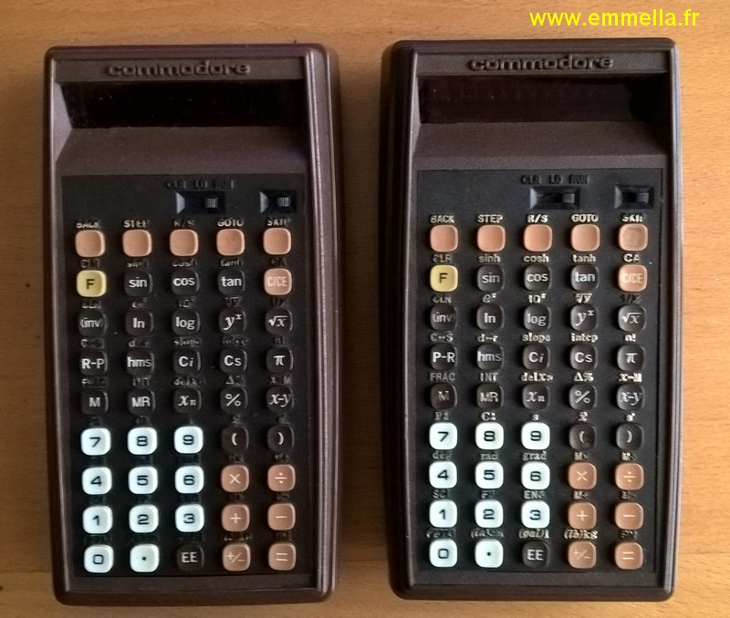 Commodore PR-100