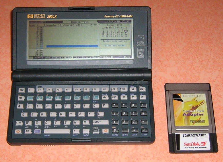 HP 200 LX