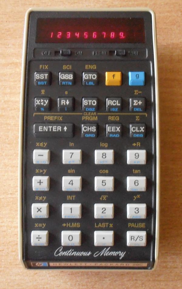 HP 29C
