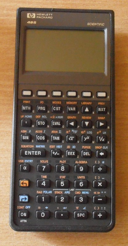 HP 48 S