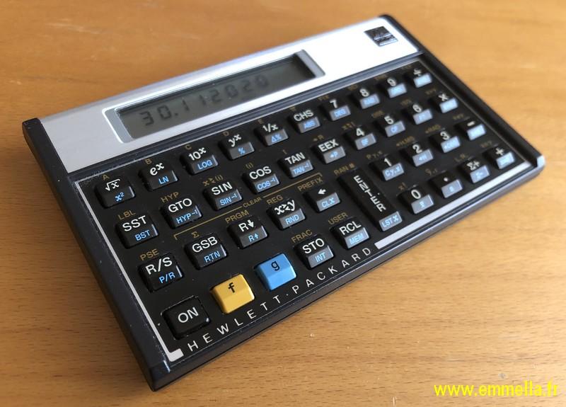 Hewlett Packard HP-11C