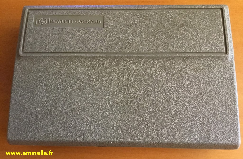 Hewlett Packard HP-55 - Malette du système HP 55