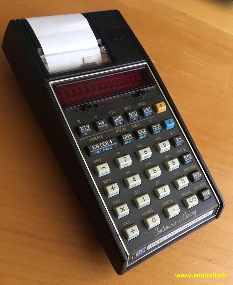 Hewlett-Packard HP-19C