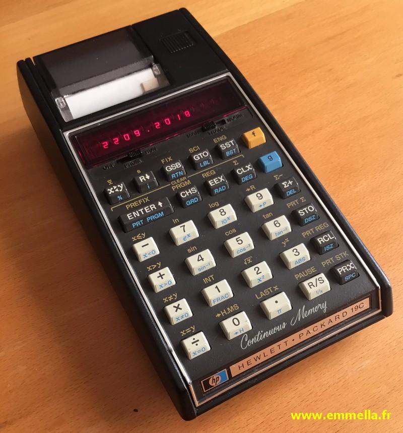 Hewlett Packard HP-19C