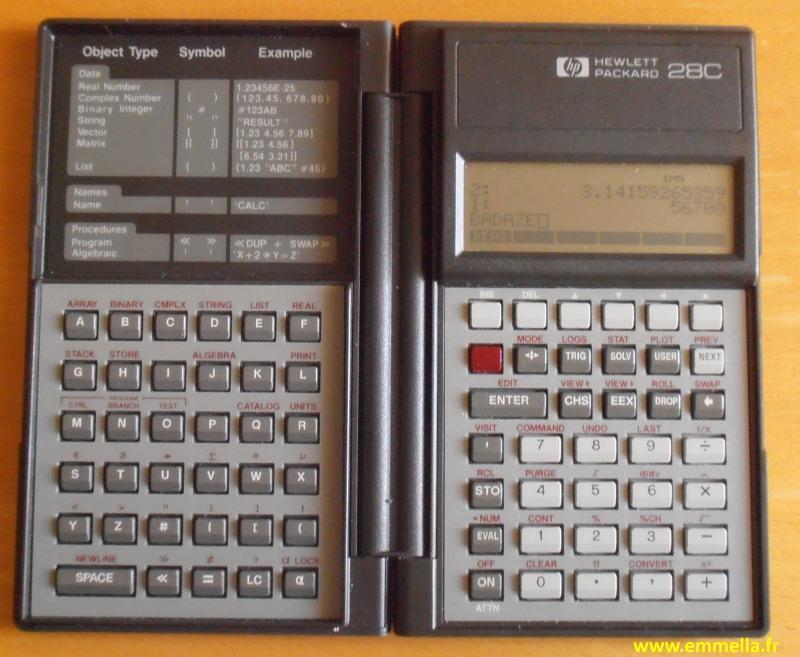HP 28C