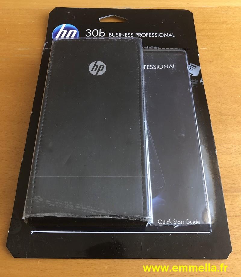 Hewlett-Packard HP-30B