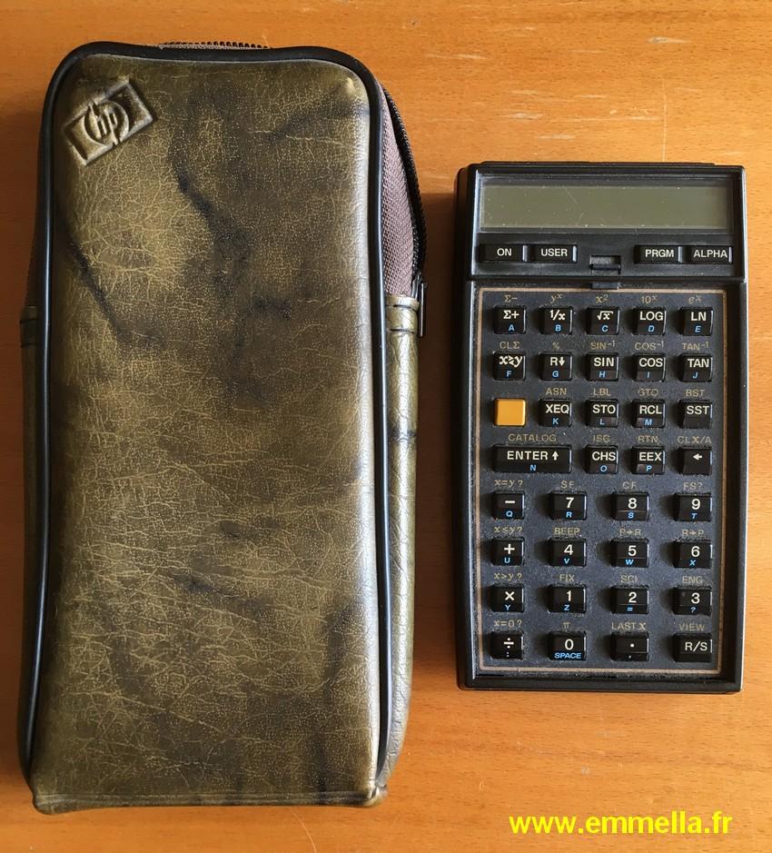 Hewlett-Packard HP-41 CV