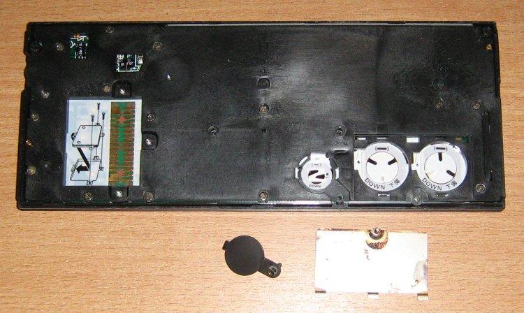 Casio FX-850P intérieur 2