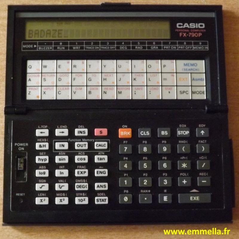 Casio FX 790P