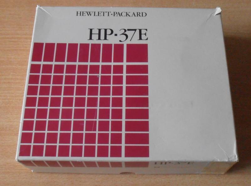 HP 37E