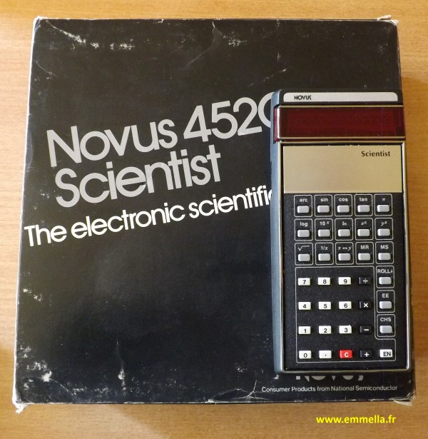 Novus 4520 Scientist