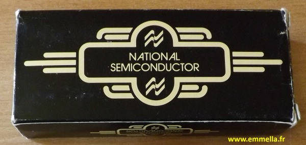National semiconductor Mathematician
