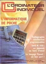 Revue L'Ordinateur Individuel