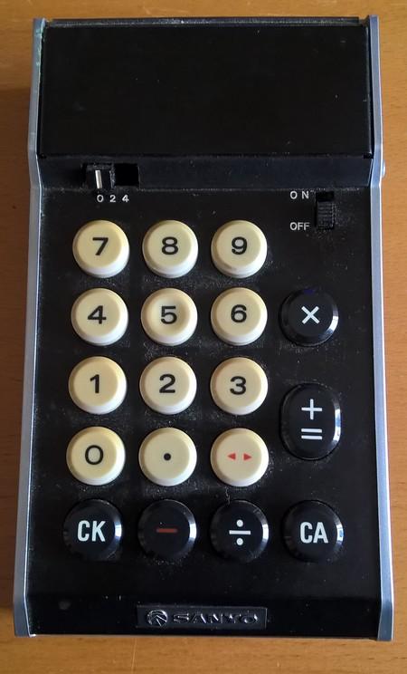 Sanyo IC 804D
