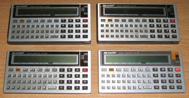Sharp PC-126x
