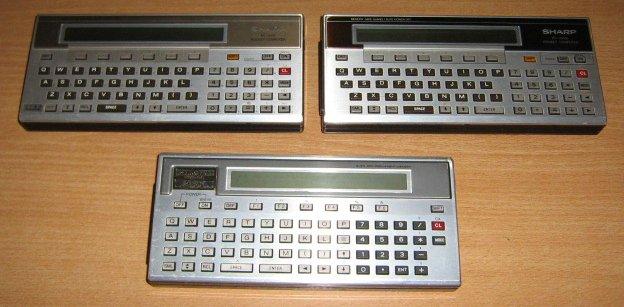 Sharp PC-1500 - TRS PC2