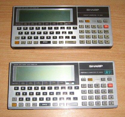 Sharp PC-1600