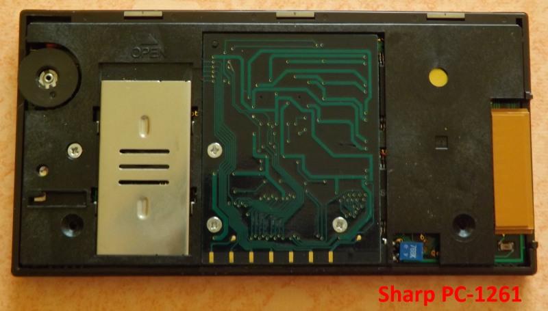 Sharp PC-1261