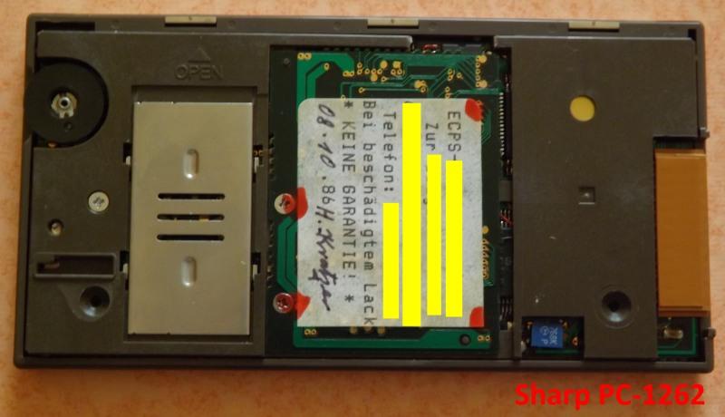 Sharp PC-1262