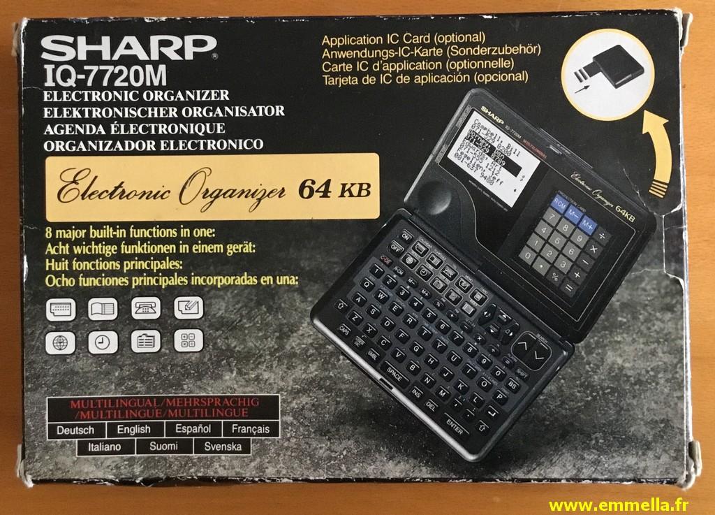 Sharp IQ-7720M