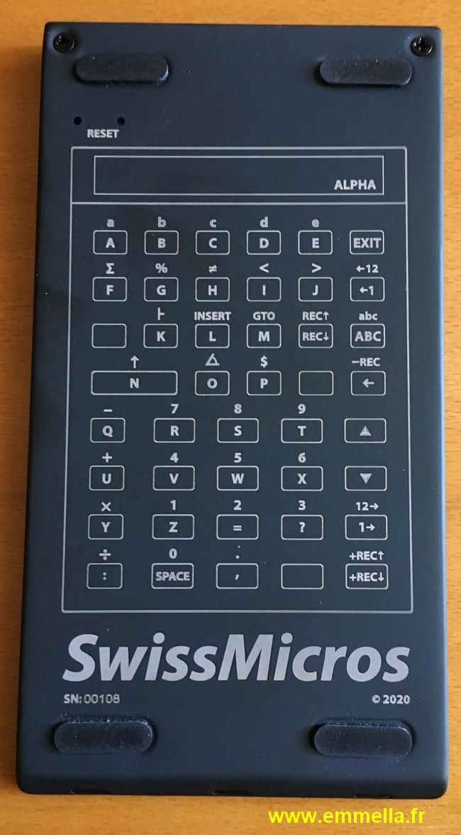 Swiss Micro DMX41