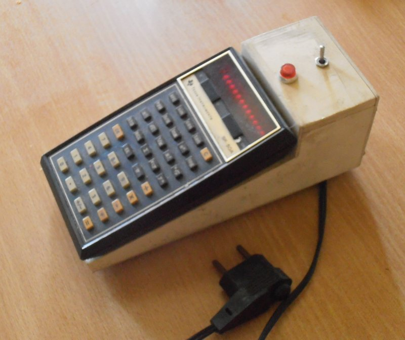 Texas Instruments TI SR 50A