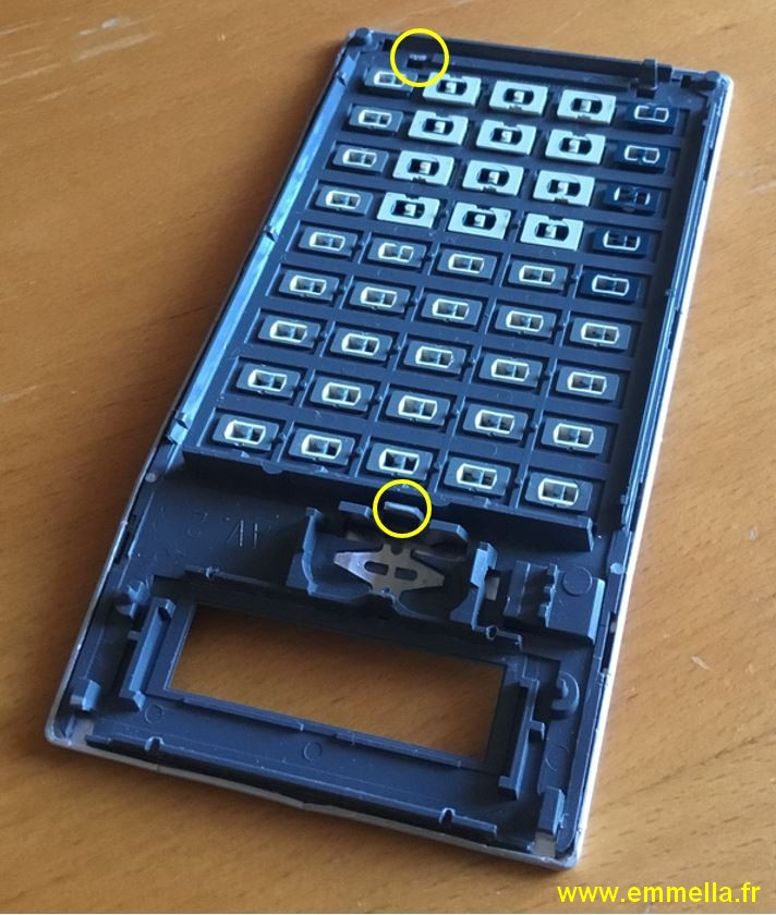 Texas Instruments TI 57 LCD
