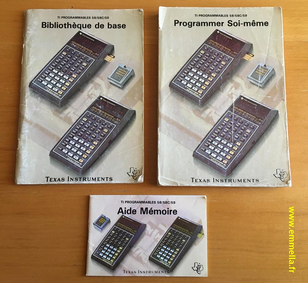 Texas Instruments TI 58C